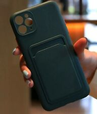 Fitted Case for Apple iPhone 12 Pro - Green