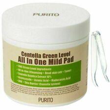 [PURITO] Centella Green Level All In One Mild Pad - 130ml/70Pad Korea Cosmetic