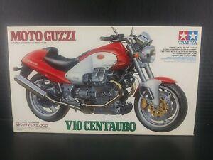 Tamiya 1/12 Model Kit  Moto Guzzi V10 Centauro. Incomplete Parts bike