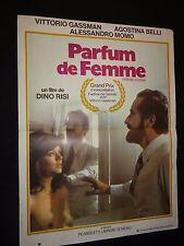 PARFUM DE FEMME  ! dino risi agostina belli affiche cinema  1974
