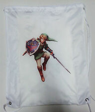 Mochila saco Link Legend of Zelda gymbag bag macuto SHIPS WORLDWIDE