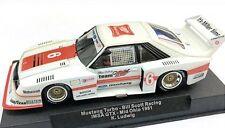 Sideways Ford Mustang Turbo Mid Ohio 1981 Nr. 6 M 1:32 neu