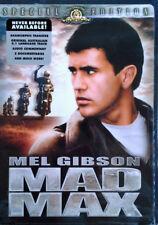MAD MAX - MEL GIBSON - SPECIAL EDITION - DVD - STILL SEALED