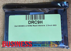Dell 960GB U.2 NVMe Read Intensive  2.5inch SSD DRC9H