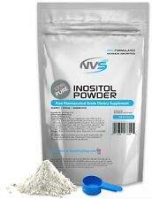 2.2lb (1000g) NVS 100% PURE INOSITOL POWDER