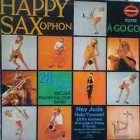 Frank Valdor Band Happy Saxophon À Go Go LP Vinyl Schallplatte 94538