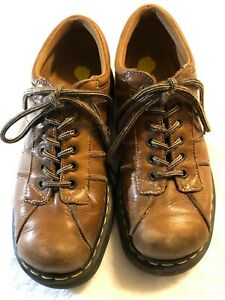 Dr Doc Martens Mens Shoes 11399 Brown Leather Size US 11 UK 9 Air Wair Oxford