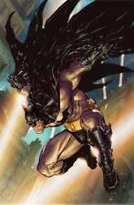 Batman - Arkham City by Paul Dini (2011, Hardcover)