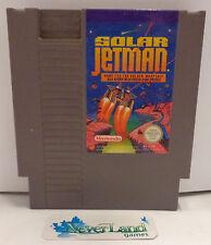 NES Console Gioco Game Play NINTENDO 8 BIT PAL A - SOLAR JETMAN NES-LJ-ITA -