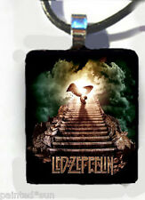 charm pendant for Your Own necklaces Led Zeppelin Stairway to Heaven art