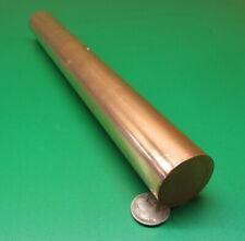 "110 Copper Rod 1 3/8"" Dia. x 12"" Inch Length, 1 Unit"