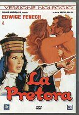 LA PRETORA - DVD (USATO EX RENTAL) EDWIGE FENECH