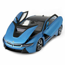 BMW i8 Supercar 1/24 Model Car Diecast Vehicle Toy Kids Gift Collection Blue