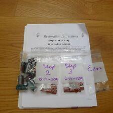 McIntosh C28 preamp FULL restoration recap repair service rebuild kit capacitor
