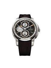 Pontos Maurice Lacroix Armbanduhren mit Armband aus echtem Leder