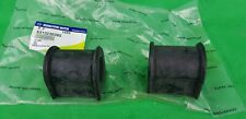 GENUINE SSANGYONG MUSSO SPORTS UTE 2.9 L TD FRONT SWAY BAR BUSH PAIR SET