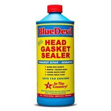 BLUE DEVIL AUTOMOTIVE BLOWN HEAD GASKET SEALER 38386 32OZ PERMANENT REPAIR