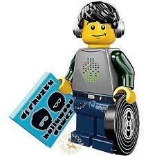 LEGO MINIFIGURES SERIE 8 - MINIFIGURA DJ 8833 - ORIGINAL MINIFIGURE