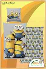 Herding Kinderbettwäsche Minions 44912 01.050 135x200cm