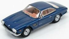 KESS 43014071, 1961 MASERATI 5000 GT BERTONE, BLUE METALLIC, 1:43 SCALE