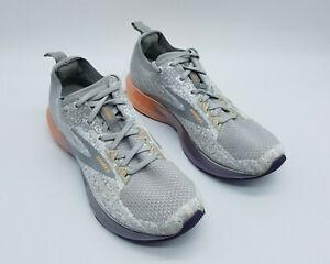 Brooks Levitate 3 Women's Running Shoes Gray Size 8 B (Medium) *Less than 5 mi*