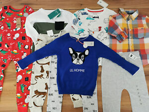 boys 3-4 years bundle autumn winter top jumper joggers all new NEXT George H&M