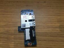 Dell XPS 15 9530 I/O USB Board + SD Card Reader Board LS-9941P 007DF4 (B9)