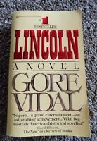 Lincoln by Gore Vidal (1985, Paperback)