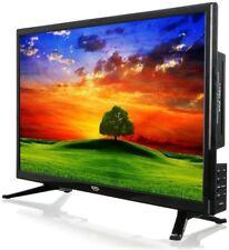 Xoro HTC 2446 23,6 Zoll, LED LCD, HD-Ready Fernseher mit Integriertem DVD-Player - Schwarz