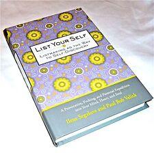 """List Your Self"" by Llene Segalove & Paul Bob Velick (2008, Hardcover) Book"