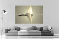 Aircraft Sonic Boom airplane Wall Poster Grand format A0 Large Print
