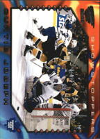 1999-00 Revolution Showstoppers #33 Curtis Joseph - NM-MT