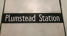 "Catford Apr16 London Bus Destination Blind 46""- Plumstead Station ."