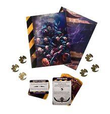Warhammer 40,000 40K Codex Genestealer Cults Limited Edition Codex New in Box