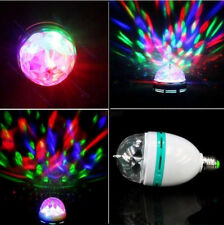 3W Hot Rotating Disco KTV Bar Party Stage Lighting LED RGB Crystal Ball Light