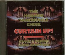 THE MORMON TABERNACLE CHOIR - CURTAINS UP - STAGE & SCREEN SHOW STOPPERS - CD