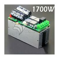 1700W HIFI High Power Amplifier IRS2092 Class D Mono Digital power amp Board SZS