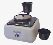 """BUTW 8"""" Ameritool universal grinder polisher sander and accessories lap lapidary"""