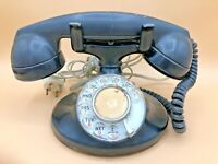 Antique WESTERN ELECTRIC 202 D1 Model Desktop Telephone with Dial SOLD AS IS