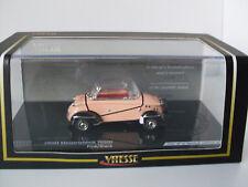 1960 Messerschmitt tg500 TIGER + vetrina, Vitesse modello 1:43, 29003