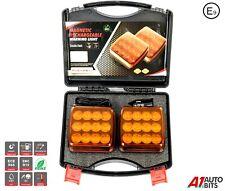 Wireless Led Warning Safety Strobe Recovery Orange Amber Lights Breakdown 12-24v