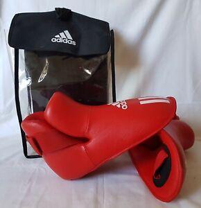 Adidas Full Contact Super Safety Kicks Kick Boxing (MMA, Muay Thai) shoes,Size L
