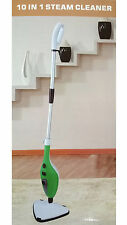 New Steam Mop 10 in 1 Steam Cleaner With Tools & Cleaning Pads Handheld Cleaner