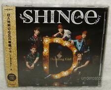 SHINee Dazzling Girl Taiwan CD+trading card [Japanese Language]