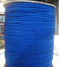 """# 4 1/8"""" x 1000' Royal Blue Shock Cord"""