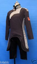 Mass Effect 2 Scientist Uniform  Cosplay Costume Custom Made < Lotahk >