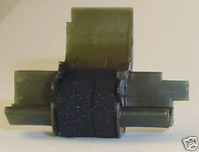 CALCULATOR PRINTER INK ROLLERS FOR CASIO HR 100TMPLUS BLACK / RED FREE SHIPPING!
