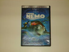 Disneys FINDING NEMO Pixar Film 2 Disc Collectors Edition 2003 DVD Movie Dory