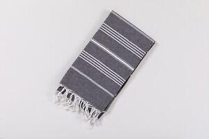 Luxury Beach Towel | 100% Turkish Cotton Absorbent Towel | Large Beach Blanket