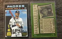 2020 Topps Heritage high number SP  - You Pick Complete Your Set Lot (401-500)